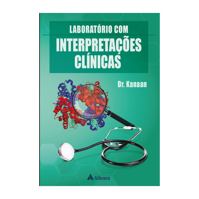 Livro - Laboratório com Interpretações Clinicas - Kanaan