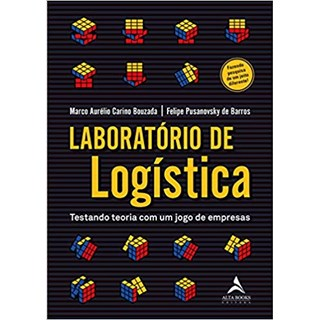 Livro - Laboratório de Logística - Barros