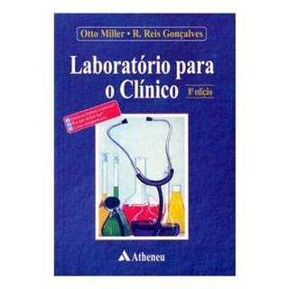 Livro - Laboratório para o Clínico - Miller