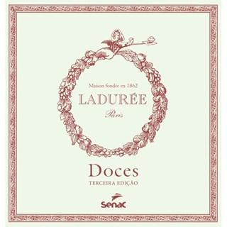 Livro - Ladurée - Doces
