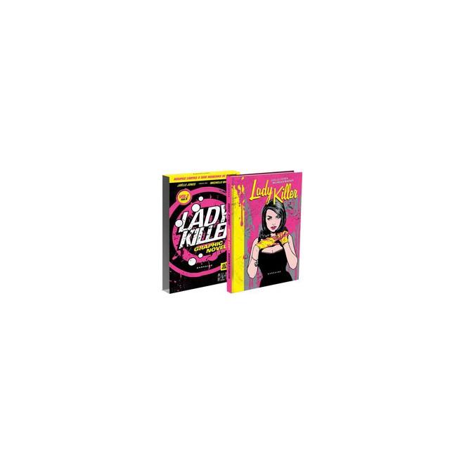 Livro - Lady Killer: Graphic Novel Vol. 2 - Jones 1º edição