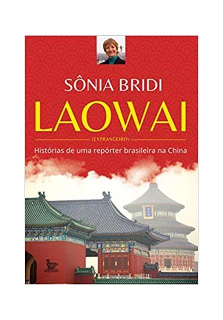 Livro - Laowai - Bridi