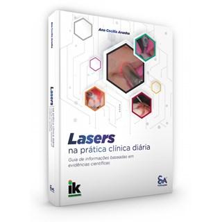 Livro Lasers Na Prática Clínica Diária - Aranha - Santos Pub