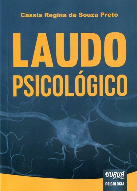 Livro - Laudo Psicológico - Preto