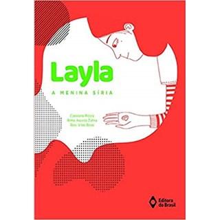 Livro - Layla A Menina Síria -  Pizaia