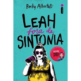 Livro - Leah Fora de Sintonia - Albertalli