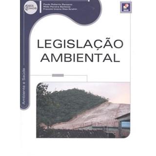Livro - Legislação Ambiental - Serie Eixos - Barsano