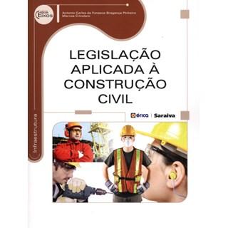 Livro - Legislação Aplicada a Construção Civil - Pinheiro