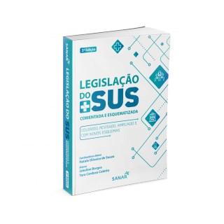 Livro - Legislação Do Sus Comentada e Esquematizada - Souza