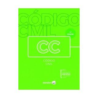 Livro - Legislação Saraiva de Bolso - Código Civil - Editora Saraiva 4º edição