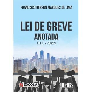 Livro - Lei de Greve - Lima