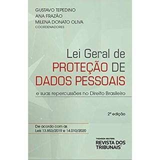 Livro - Lei Geral de Proteção de Dados e Suas Repercussões - Oliva - Revista dos Tribunais