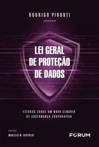 Livro Lei geral de protecao de dados Pironti 1º edicao