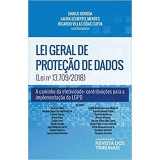 Livro - Lei Geral de Proteção de Dados - Saad - Revista dos Tribunais