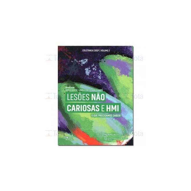 Livro - Lesões Não Cariosas e HMI - Zanatta