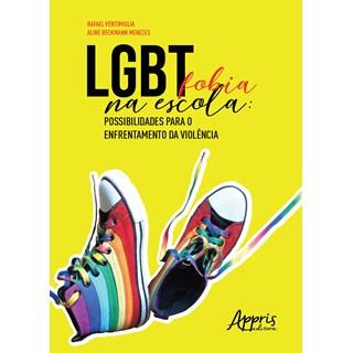 Livro - Lgbtfobia na Escola - Menezes - Appris
