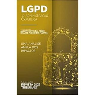 Livro - LGPD e Administração Pública - Pozzo - Revista dos Tribunais