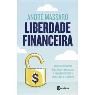 Livro - Liberdade Financeira - Massaro