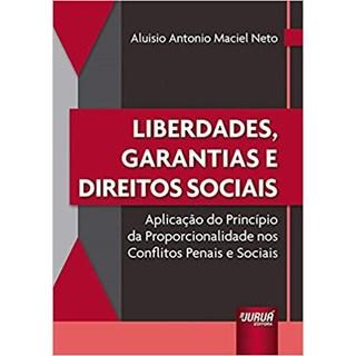 Livro - Liberdades, Garantias e Direitos Sociais - Neto - Juruá