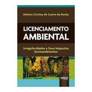 Livro - Licenciamento Ambiental - Rocha 1º edição