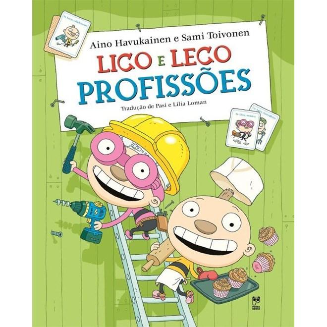 Livro - Lico e Leco - Havukainen - Panda Books