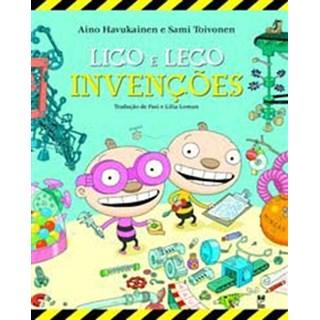 Livro - Lico e Leco Invenções - Havukainen - Panda Books