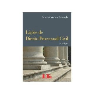 Livro - Lições de Direito Processual Civil - Zainaghi