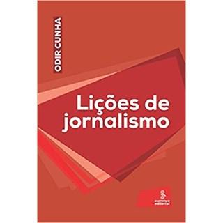 Livro - Lições de Jornalismo - Cunha - Summus