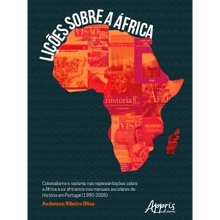Livro - Lições Sobre a África - Oliva - Appris