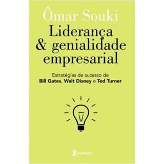 Livro - Liderança & Genialidade Empresarial - Souki - Planeta
