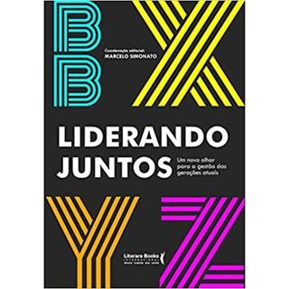Livro - Liderando Juntos - Simonato - Literare Books