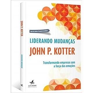 Livro - Liderando Mudanças - Kotter