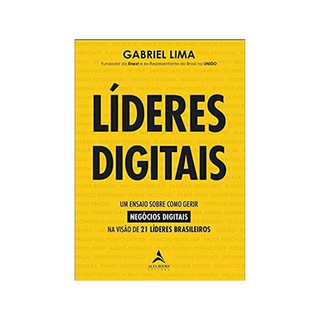 Livro - Líderes Digitais - Lima - Alta Books