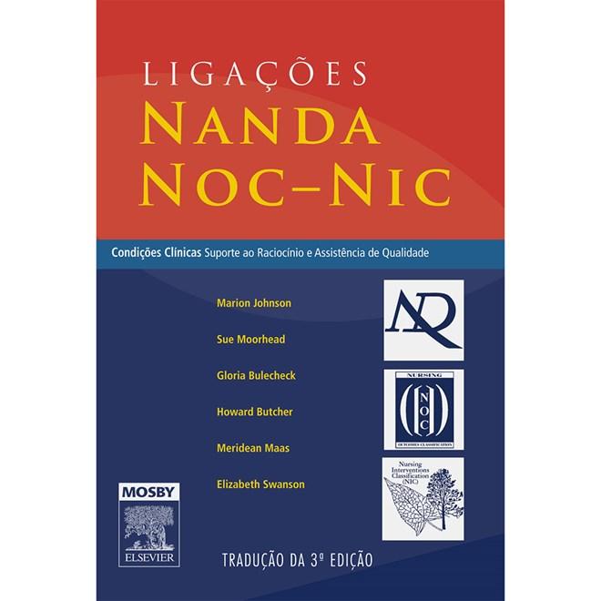 Livro - Ligações entre NANDA, NOC e NIC - Johnson - Elsevier