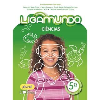 Livro - LigaMundo Ciências - 5 Ano - Saraiva