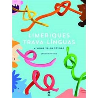 Livro - Limeriques Trava-Línguas - Veiga - Panda Books