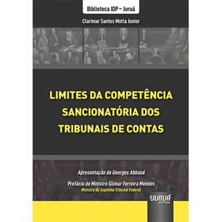 Livro Limites da Competência Sancionatória dos Tribunais de Contas - Junior - Juruá