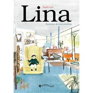 Livro Lina - León - Zahar