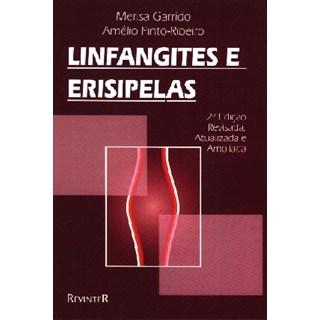 Livro - Linfangites e Erisipelas - Garrido
