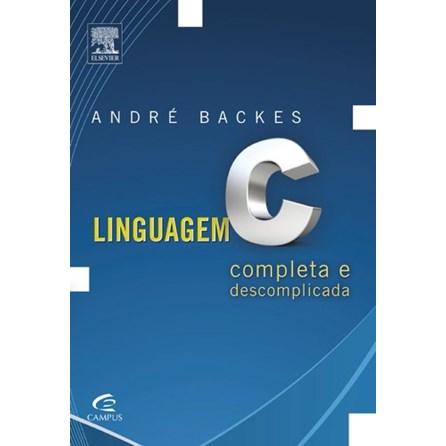 Livro - Linguagem C - Backes