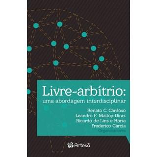 Livro - Livre-Arbítrio: Uma Abordagem Interdisciplinar - Cardoso