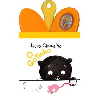 Livro - Livro Chocalho - O Gatinho - Yoyo books