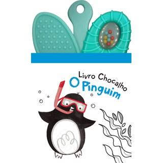 Livro - Livro Chocalho O Pinguim - Yoyo