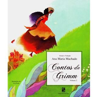 Livro - Livro - Contos de Grimm - Volume 02 - Ludwig