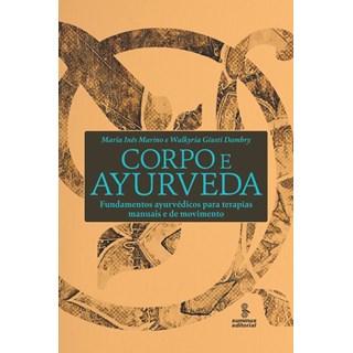 Livro - Livro Corpo e Ayurveda - Dambry