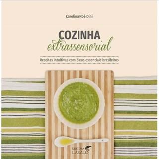 Livro - Livro Cozinha Extrassensorial  - Dini