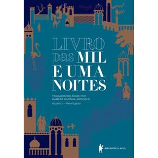 Livro - Livro das mil e uma noites: volume 3 - Globo