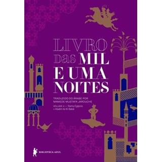 Livro - Livro das mil e uma noites: volume 4 - Globo