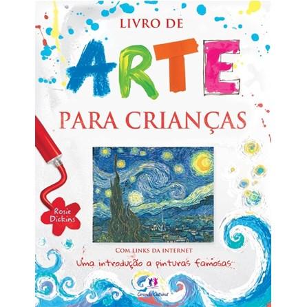 Livro - Livro de Arte Para Crianças - Dickins