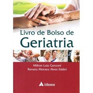 Livro - Livro de Bolso de Geriatria - Gorzoni